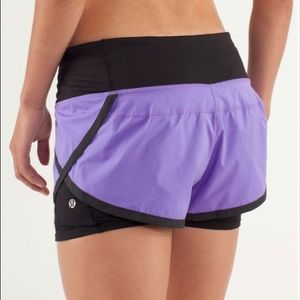 Lululemon Run: Speed Squad Running Shorts